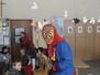 Dorfhexenbesuch in der Vorschule